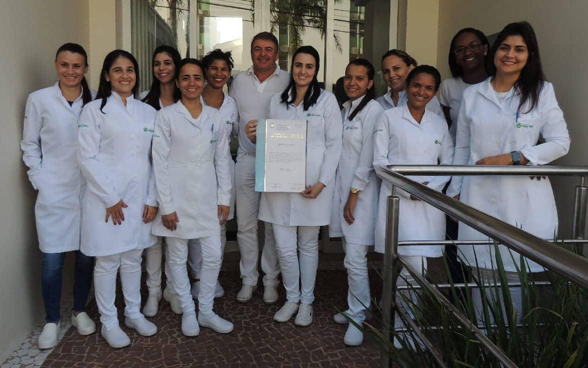 Equipe Laboratório Palma Mello